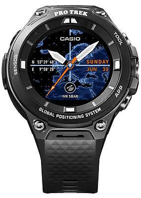 CASIO WSD-F20-BK PROTREK GPS Men's Watch Black Japan Domestic Version New