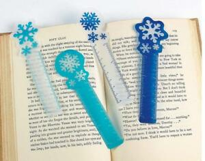 Snowflake-Bookmarks-Book-Reading-School-Party-Bag-Fillers-Pack-Sizes-6-48