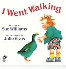 I Went Walking by Sue Williams (Hardback, 1990)