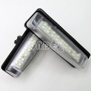 2Pcs-18-SMD-LED-Number-Plate-Light-For-Toyota-Aurion-2007-2013-2010-2011-2012