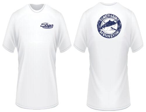 Striper Seaswirl Boats Gone Fishing T-Shirt