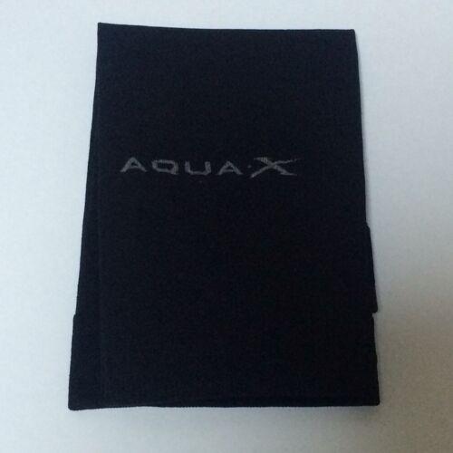Aqua X Ice Skin Cut Seamless Sports Cool Wristlet UV