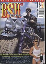 BSH THE EUROPEAN CUSTOM BIKE MAGAZINE - November 2001