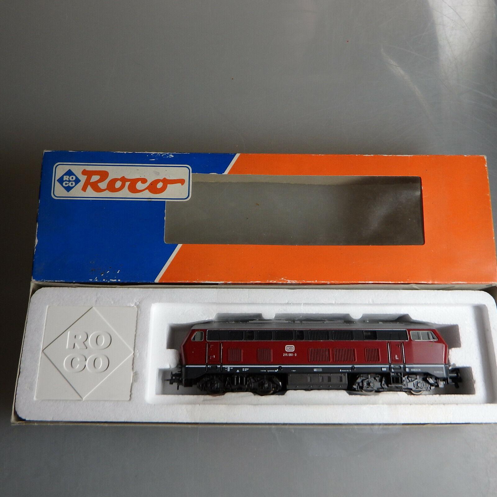 Roco 43417 h0 diesel locomotora br 215 061-3 (53991)