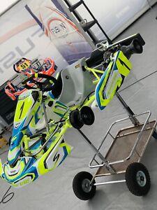 Kart-Synergy-Fluro-Platino-X-Iame-Balanceo-Chasis-Carrera-Kart