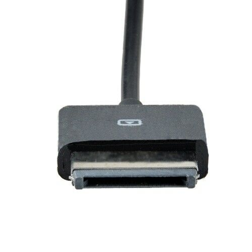 USB Cable Charger For Asus Eee Pad Transformer TF300T-B1-BL TF300T-A1-CG Tablet