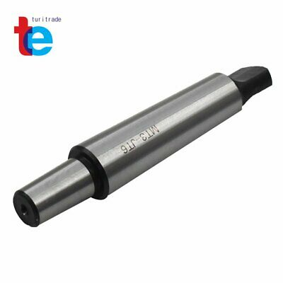 NEW 3MT To 6JT Tanged End Drill Chuck Arbor MT3 JT6 Tang Jas Morse Taper
