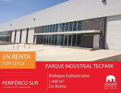 BODEGA EN RENTA PERIFERICO SUR / INDUSTRIAL WAREHOUSE FOR LEASE SOUTH PERIFERICO DESDE 600 M2 EN ...