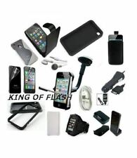 Mega Bundle 16 ACCESSORY PREMIUM BUNDLE KIT FOR IPHONE 4 4S 16GB 32GB