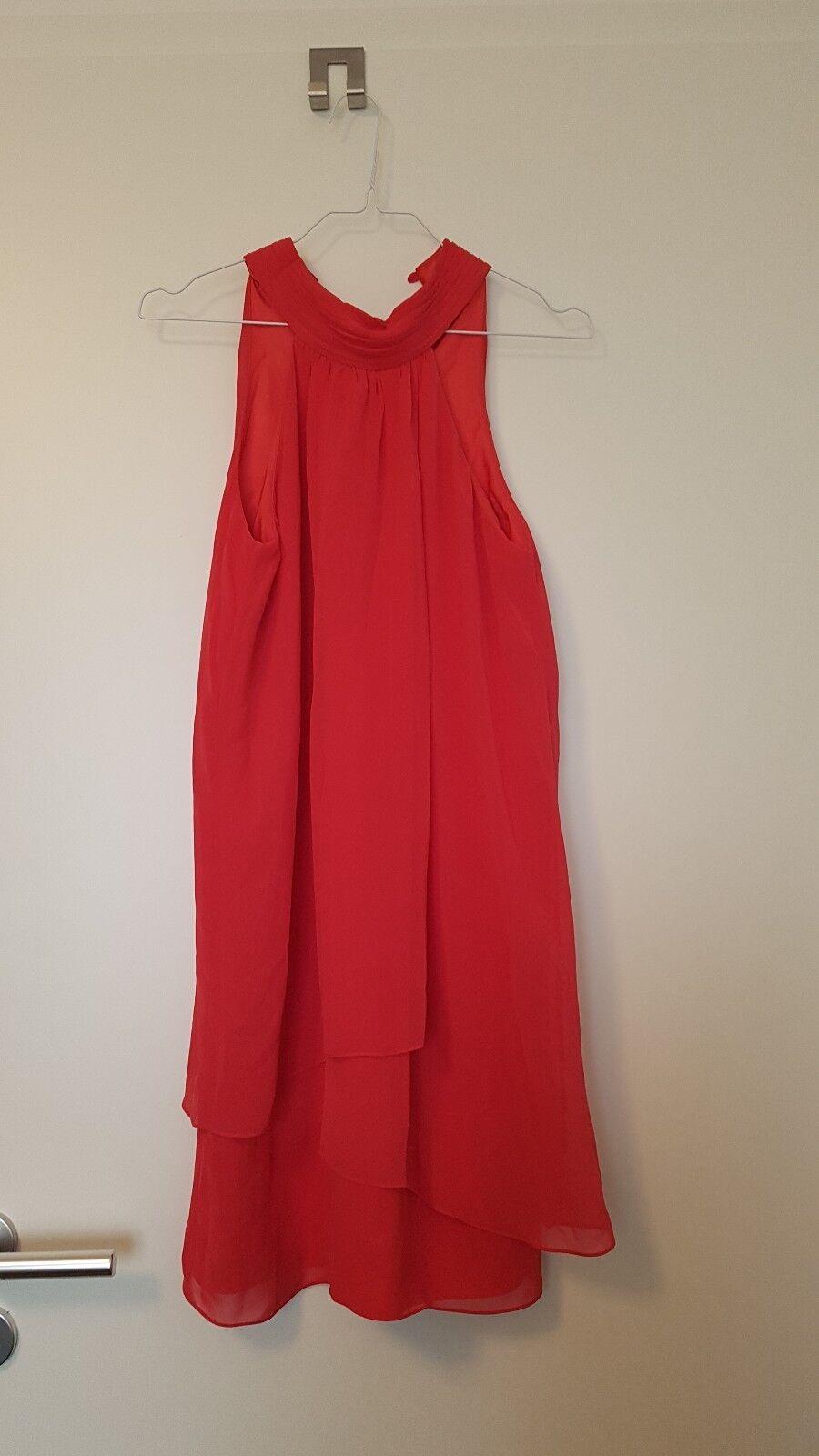 Kleid von Jake's, Gr. 34, coral