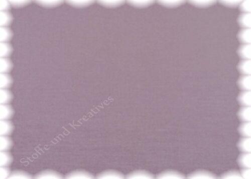 Modal uni elástico de jersey rosa malva viscosa más fácil brillo 50 cm