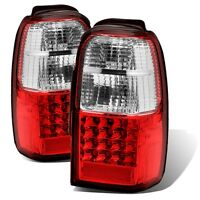 Cg Toyota 4 Runner 01-02 Led Tail Light Red/clear on sale