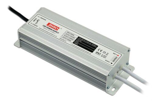 12V DC LED Netzteil 100W LED Stripes Module Außen Innen IP67 ► Werbetechnik