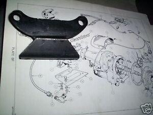 1962-80 x3 TRIUMPH Spitfire Herald ENGINE /& OVERDRIVE GEARBOX MOUNTS mount