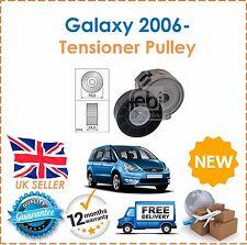 For Ford Galaxy 2.0TDCi 2006- Alternator Drive Fan Belt Tensioner Pulley NEW