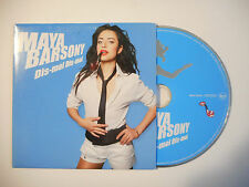 MAYA BARSONY : DIS-MOI DIS-MOI ♦ CD SINGLE PORT GRATUIT ♦