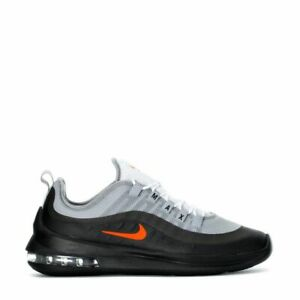 Details about Nike Men's Air Max Axis Shoes NEW AUTHENTIC GreyBlackOrange AA2146 001