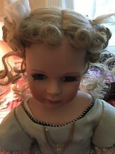 Stunning Porcelain Doll, Hanah Collection # 287 Of 720.. Beautiful, Tall