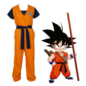 Dragon-Ball-Z-Super-Saiyan-Goku-Son-Gokou-Turtle-senRu-Kids-Boys-Costume-Cosplay