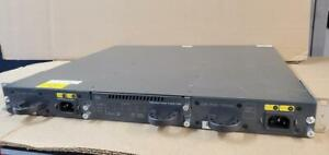 Cisco DS-C9134-K9 MDS 9134 4Gbps 32-Port Multilayer Fabric FC Switch w/ Dual AC Canada Preview
