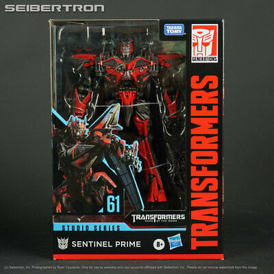 HASBRO Transformers Studio Series #61 Voyager Sentinel Prime Action Figure