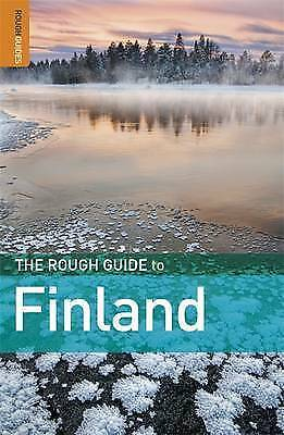 Norum, Roger, The Rough Guide to Finland, Very Good Book