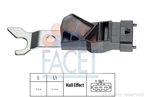 Sensor Nockenwellenposition FACET 9.0311 Fühler Opel Astra G H Sintra Zafira A B