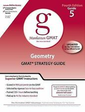 Geometry GMAT Strategy Guide, 4th Edition (Manhattan GMAT Preparation Guides)