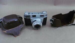 Kodak Retina IIIS 35MM Rangefinder 50MM 2.8 Schneider Retina-Xenar Germany Works