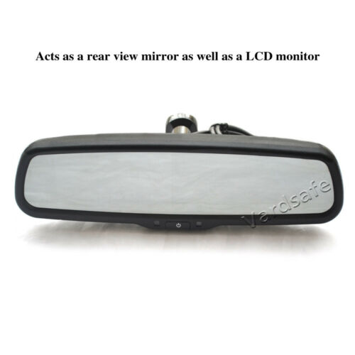 VardsafeBackup Camera Replacement Rear Mirror Monitor for Toyota Corolla