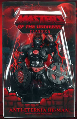 MOTU Classics Anti-Eternia Figure EX NEW Worldwide