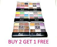 9 piece Shimmering Laval Eye Shadow Palette Eyeshadow Pallet