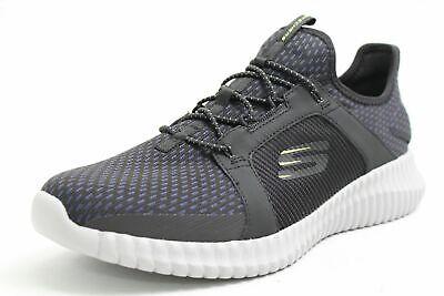 Online Verkauf Skechers Schuhe schwarz Mesh Atmungsaktiv Air