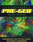 Pre-GED Satellite Book: Social Studies by McGraw-Hill Education (Paperback / softback, 2002)