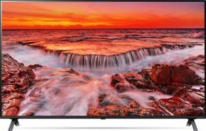 LG 65NANO806NA 164 cm (65 Zoll) NanoCell Fernseher, 4K, Triple Tuner, Active HDR