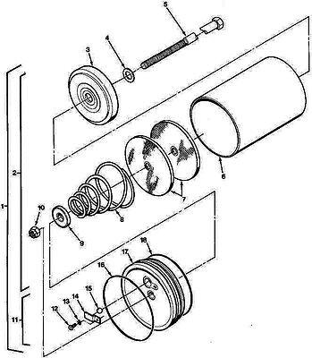 Dehydrator Engine Desiccant Spark Plug 14mm Thread Indicating Silica Gel 4 Pack