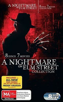 Nightmare On Elm Street - Collection : NEW DVD