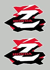 HONDA TANK DECALS REPRO Z50R 1997