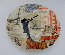 San Fransisco Collectible Salad Plate Cracker Barrel Store Around the World