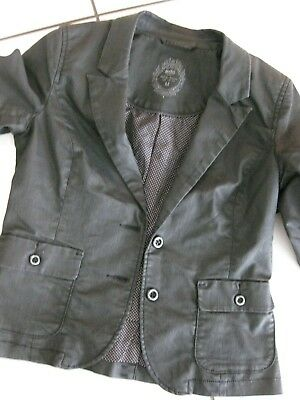 * Edc By Esprit * Damen Jacke - Blazer * Gr. S-m 38-40 * Dunkel Grau-antrazit Zu Verkaufen
