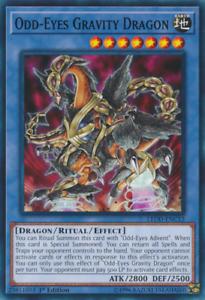 LEDD-ENC12 Odd-Eyes Gravity Dragon Common 1st Edition