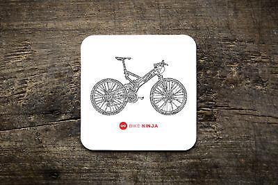 Fornito Retro Classics Mountain Cycle San-andreas Coaster-bike Ninja Mtb- Vendite Economiche 50%