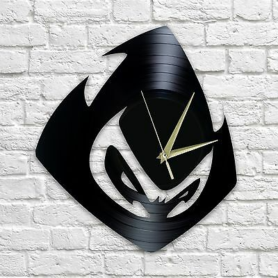 NINJA TUNE vinyl wall clock
