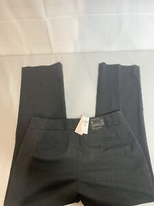 NEW-Banana-Republic-Women-s-Size-8P-Black-Dress-Pants-Jackson-Fit-NWT