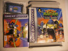 RETROGAMING jeu GBA NINTENDO ds Game Boy Advance BUTT-UGLY MARTIANS BKM BATTLES