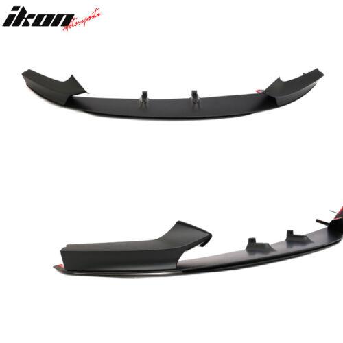 Fits 14-18 BMW F22 2 Series MT M Sport Performance Style Front Bumper Lip PP
