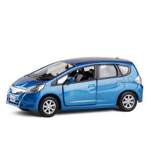 1-36-Honda-Jazz-Die-Cast-Modellauto-Auto-Spielzeug-Model-Sammlung-Pull-Back-Neu