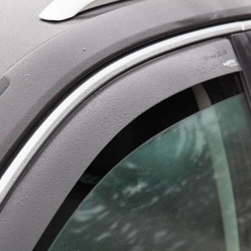 Climair Windabweiser Peugeot 3008 M 5 Türer SUV ab 2016 mit ABE Rauchgrau
