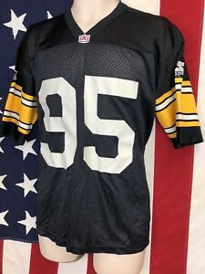 youth pittsburgh steelers throwback jersey