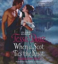 Castles Ever After: When a Scot Ties the Knot Bk. 3 by Tessa Dare (2015, CD)